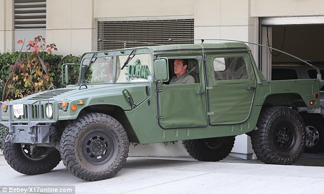 How To Make Your Humvee (HMMWV) Street legal
