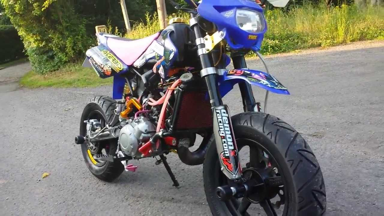 How to Make Your Pit Bike Street Legal