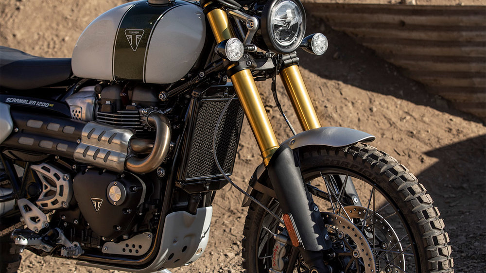 Triumph Scrambler 1200 XE: An Iconic Name