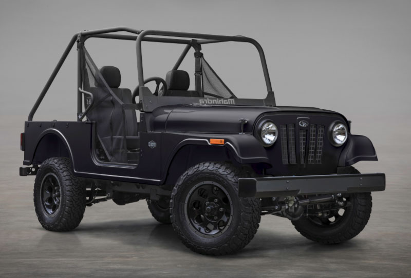 Mahindra Roxor Parts