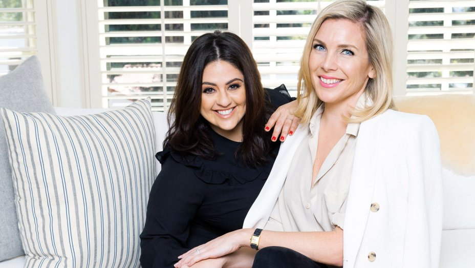 - JANE CLUB CO-FOUNDERS JESS ZAINO & JUNE DIANE RAPHAEL