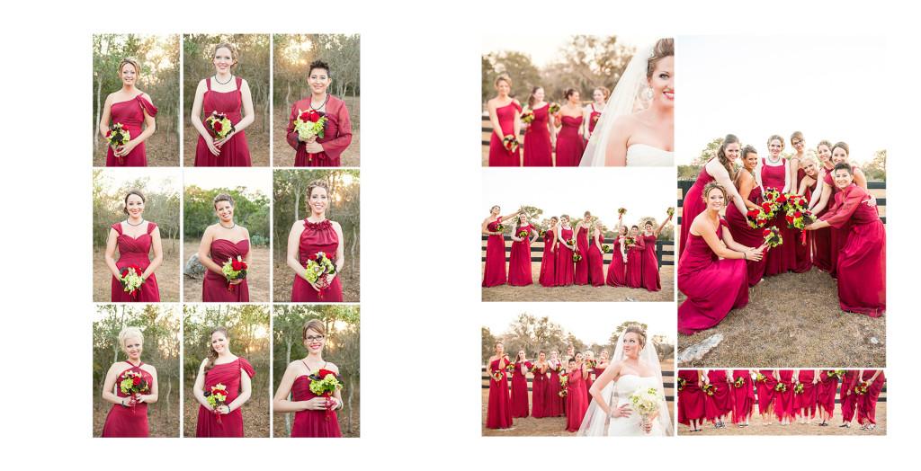 4-(Bridesmaids)