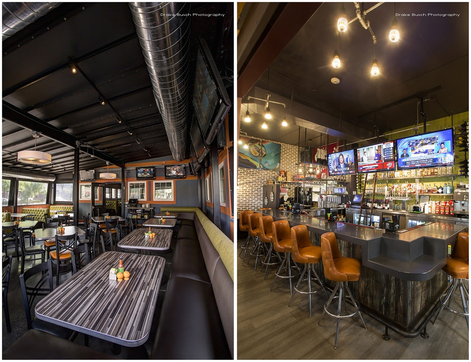 Spanky's Urban Roadhouse - Drake Busch Photography