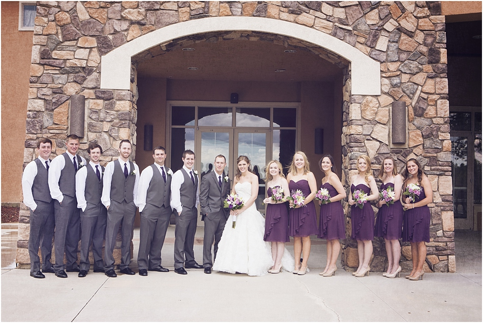 The Inn at Palmer Divide Wedding