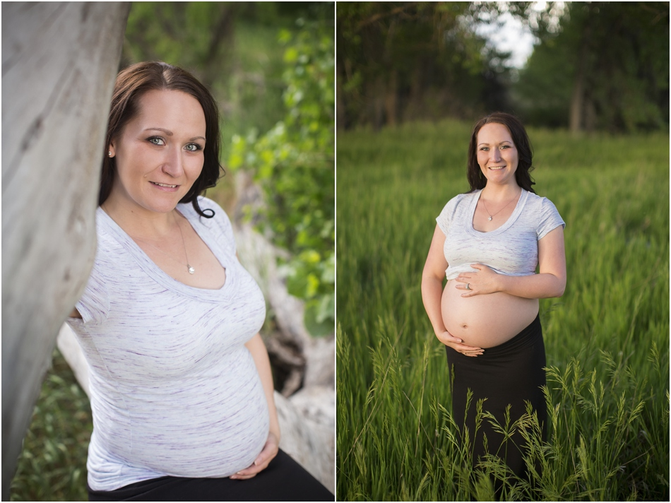 Chatfield State Park Maternity Photos