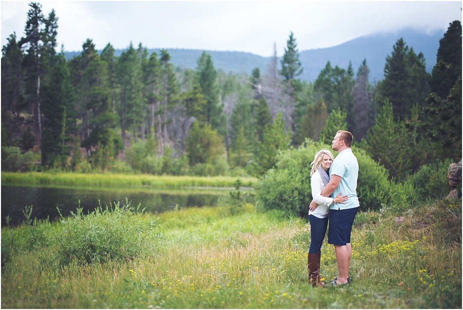 Estes Park Engagement Shoot