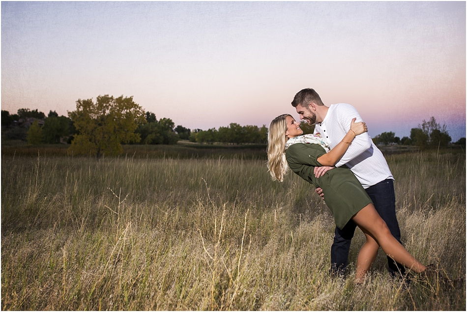 Boulder Colorado Engagement Shoot