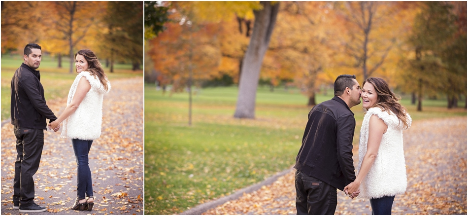 City Park Denver Engagement Shoot | Connie and Juan's Austin Healey Engagement Shoot_0008