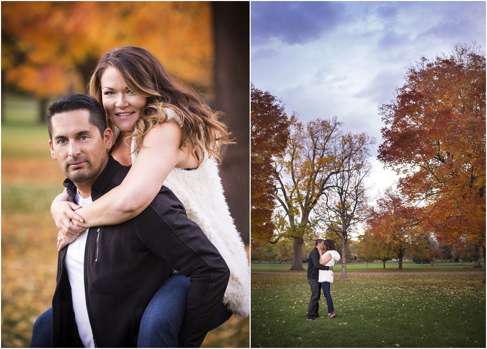 City Park Denver Engagement Shoot | Connie and Juan's Austin Healey Engagement Shoot_0012