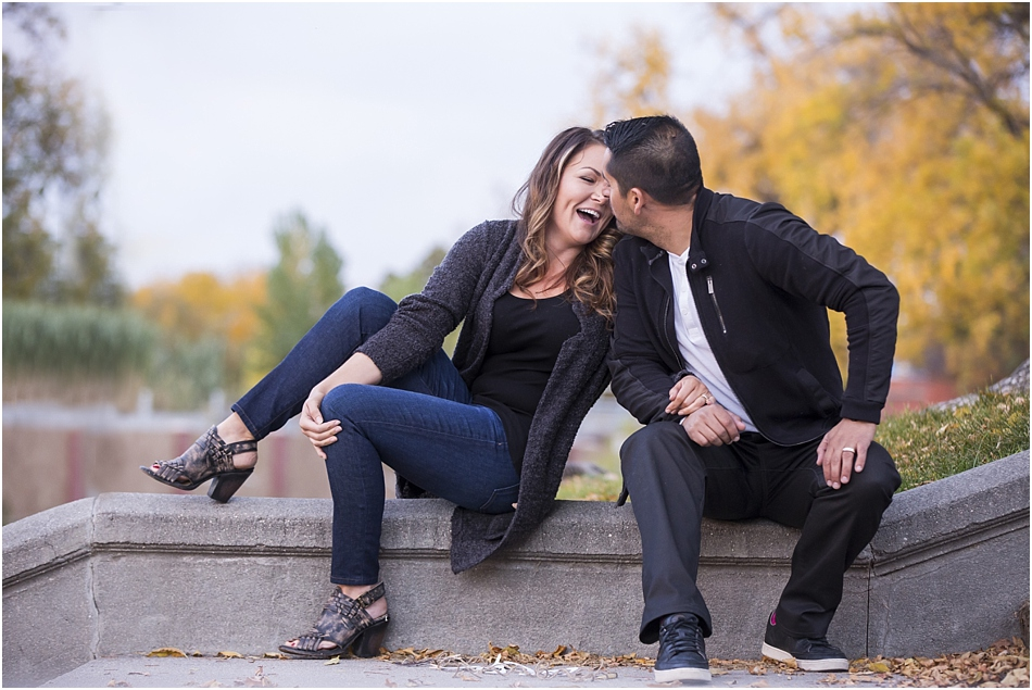 City Park Denver Engagement Shoot | Connie and Juan's Austin Healey Engagement Shoot_0017