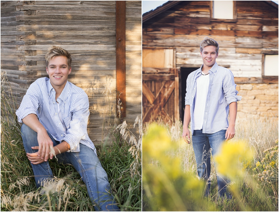 Denver Senior Portrait Photographer