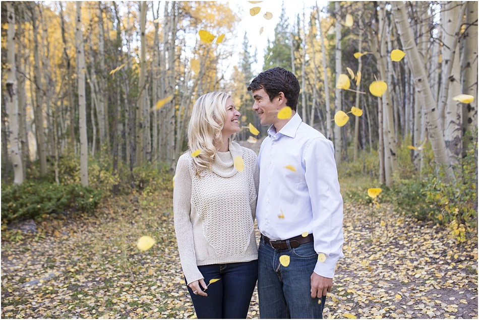 Fall Aspens Engagement Photos | Amy and Ben's Fall Mountain Engagement Session_0016