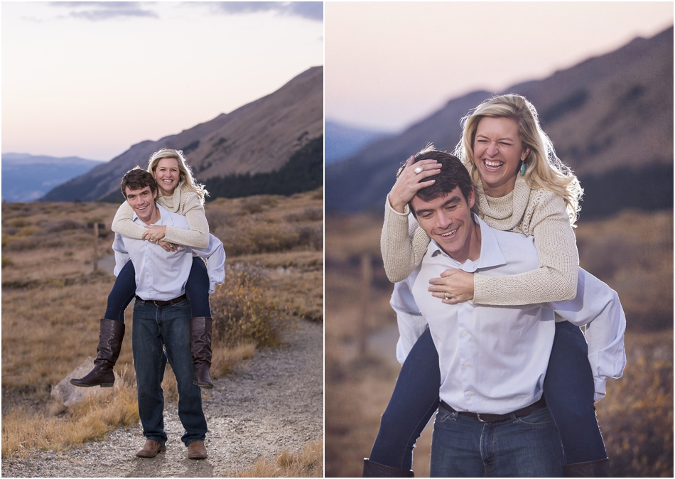 Fall Aspens Engagement Photos | Amy and Ben's Fall Mountain Engagement Session_0023