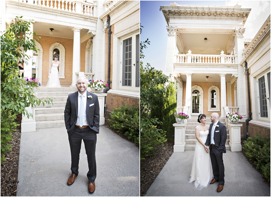 Grant Humphreys Mansion Wedding