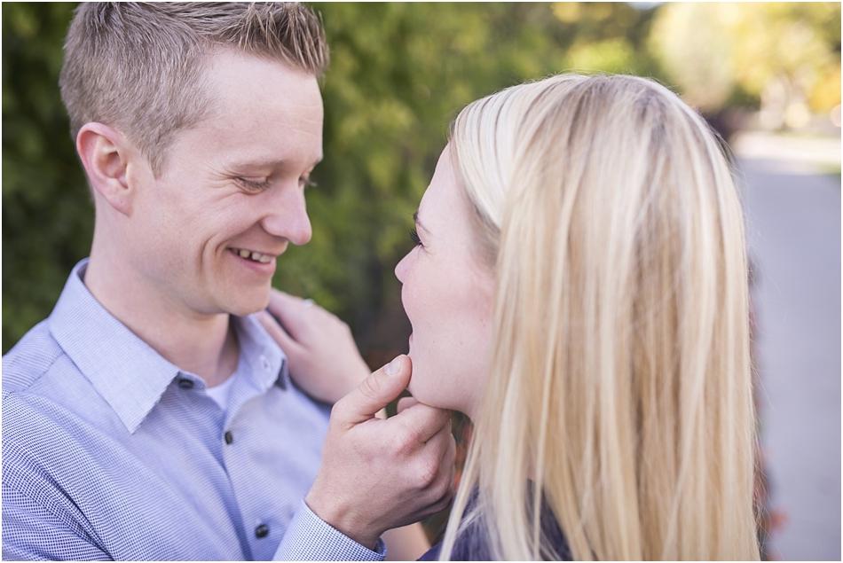 Denver Botanic Gardens | Chelsea and Kellen's Engagement Shoot_0015