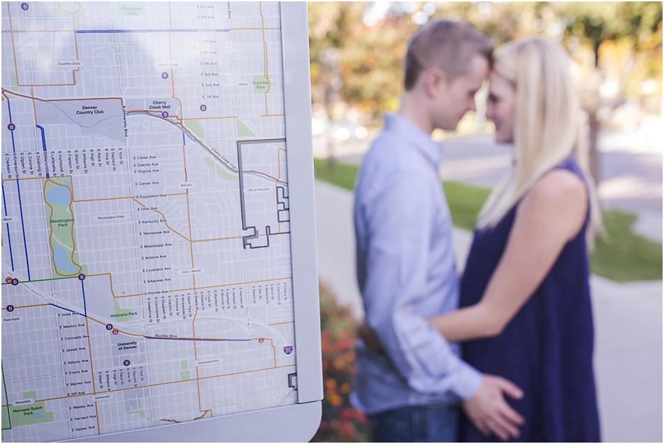 Denver Botanic Gardens | Chelsea and Kellen's Engagement Shoot_0018