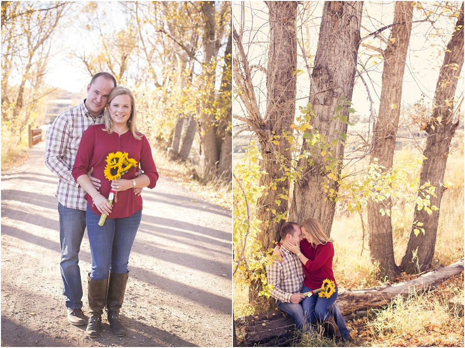 Larkspur Engagement Photographer | Brendan and Casey's Rustic Colorado Engagement Session_0002