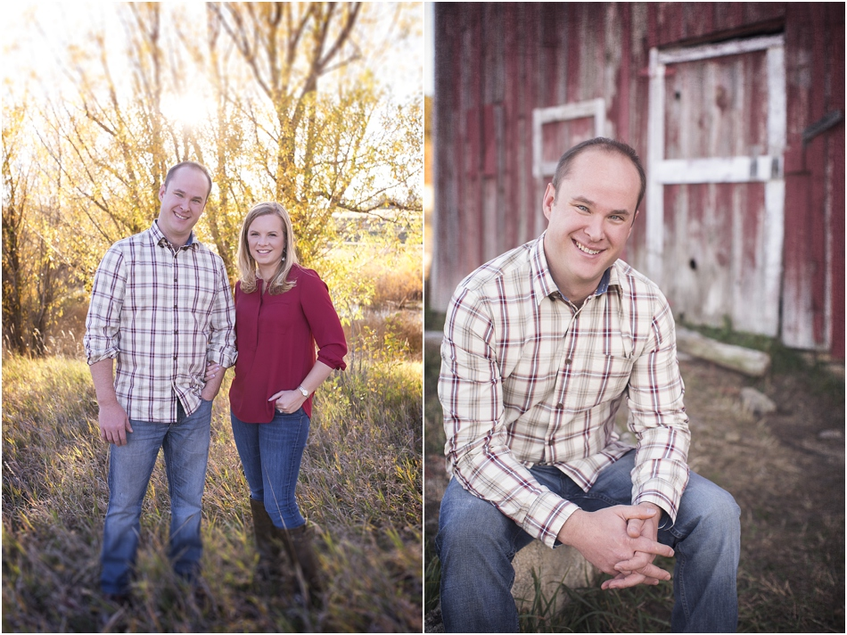 Larkspur Engagement Photographer | Brendan and Casey's Rustic Colorado Engagement Session_0005