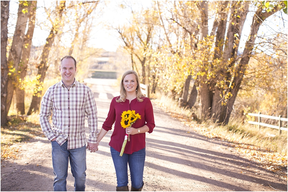 Larkspur Engagement Photographer | Brendan and Casey's Rustic Colorado Engagement Session_0007