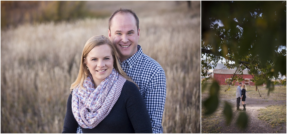 Larkspur Engagement Photographer | Brendan and Casey's Rustic Colorado Engagement Session_0010