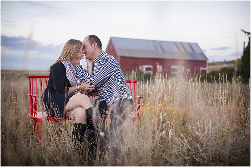 Larkspur Engagement Photographer | Brendan and Casey's Rustic Colorado Engagement Session_0011