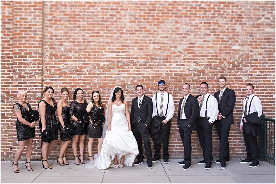 Mile High Station Denver Wedding | Cassie and Brady's Downtown Denver Wedding