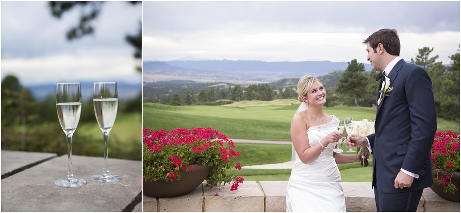 The Sanctuary Golf Course Wedding, Allison and Eric's Sanctuary Golf Course Wedding