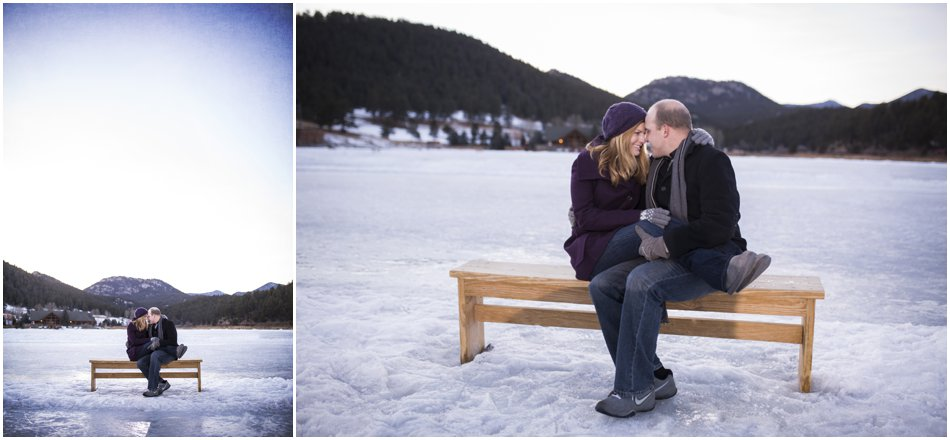 Evergreen Colorado Engagement Shoot | Amanda and Dave's Engagement