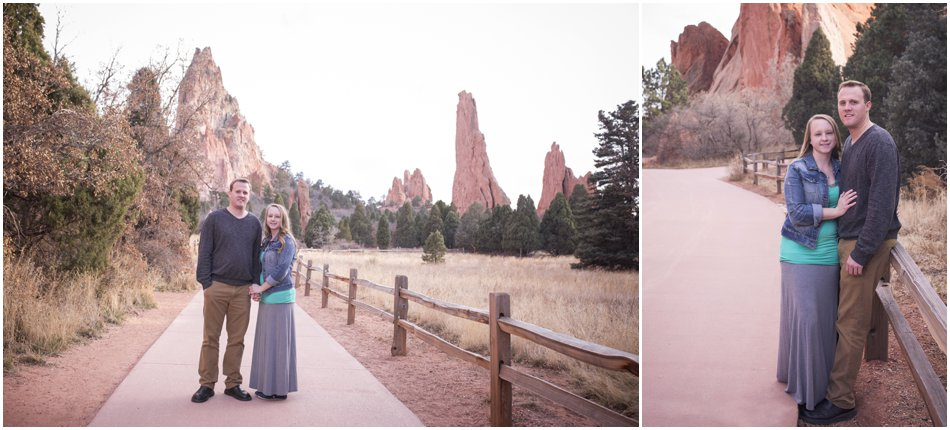 Garden of the Gods Engagement Shoot_0001