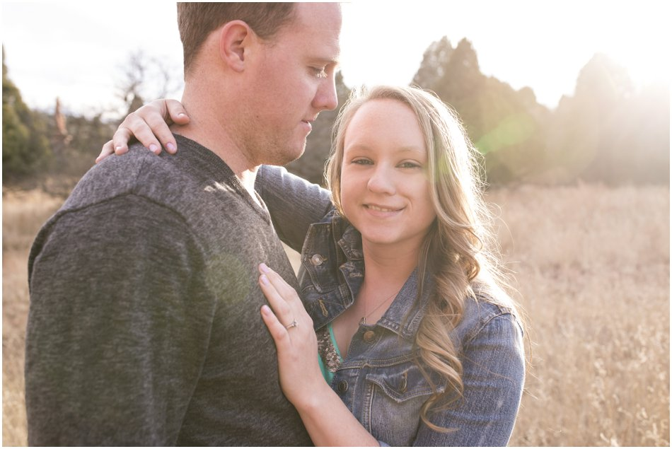 Garden of the Gods Engagement Shoot_0002