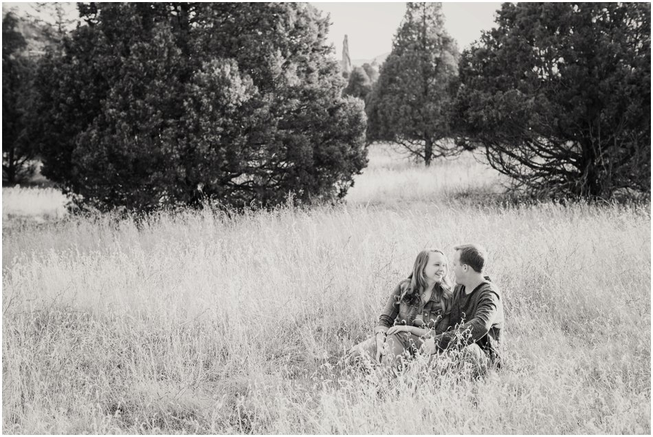 Garden of the Gods Engagement Shoot_0003