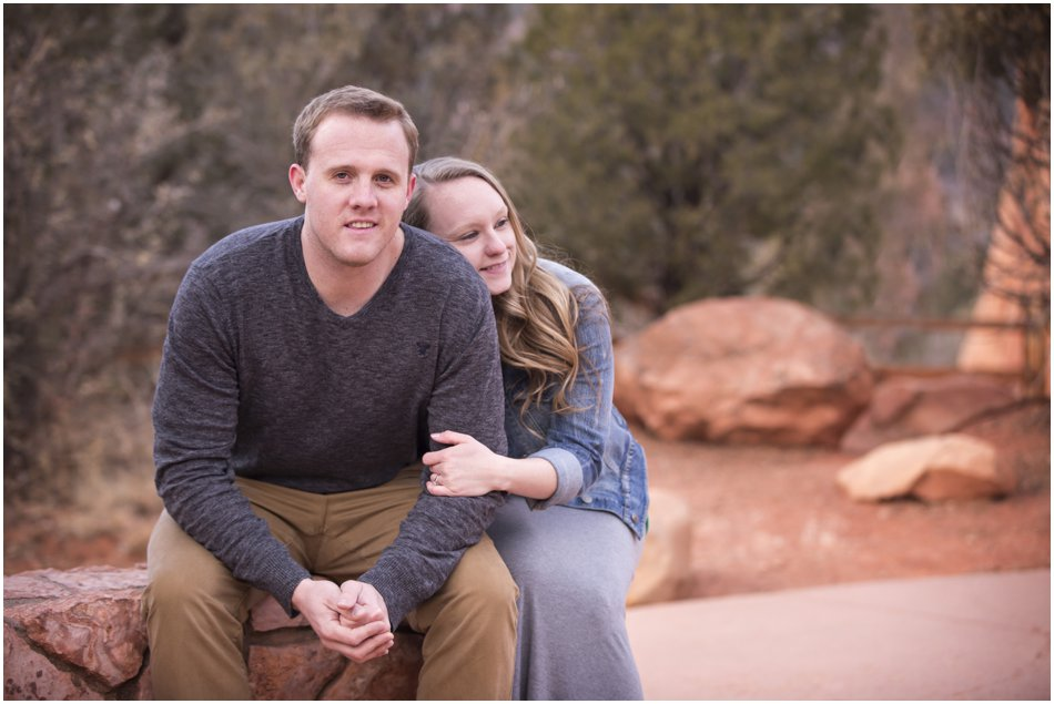 Garden of the Gods Engagement Shoot_0006