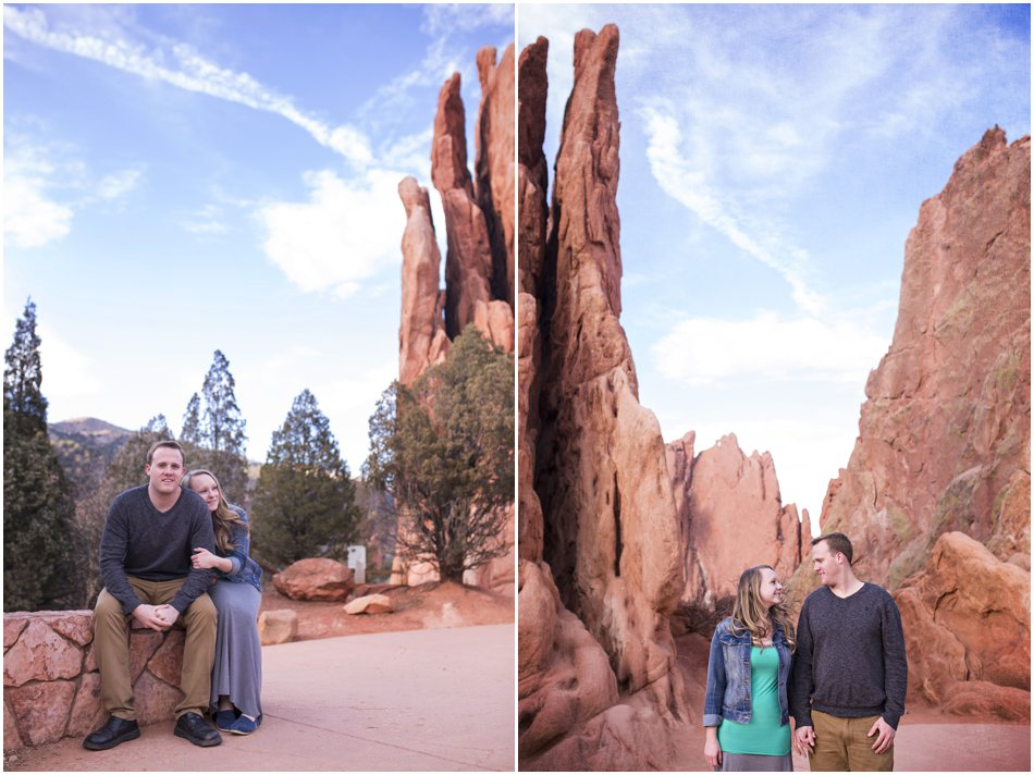 Garden of the Gods Engagement Shoot_0007