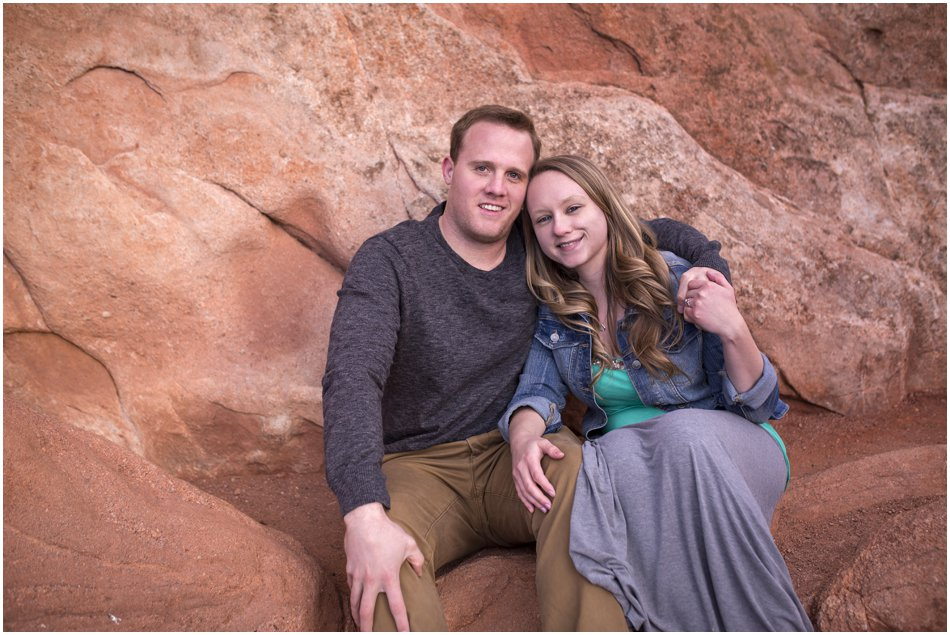 Garden of the Gods Engagement Shoot_0008