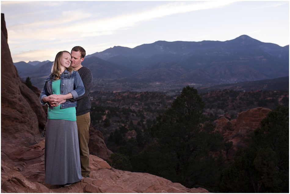 Garden of the Gods Engagement Shoot_0014