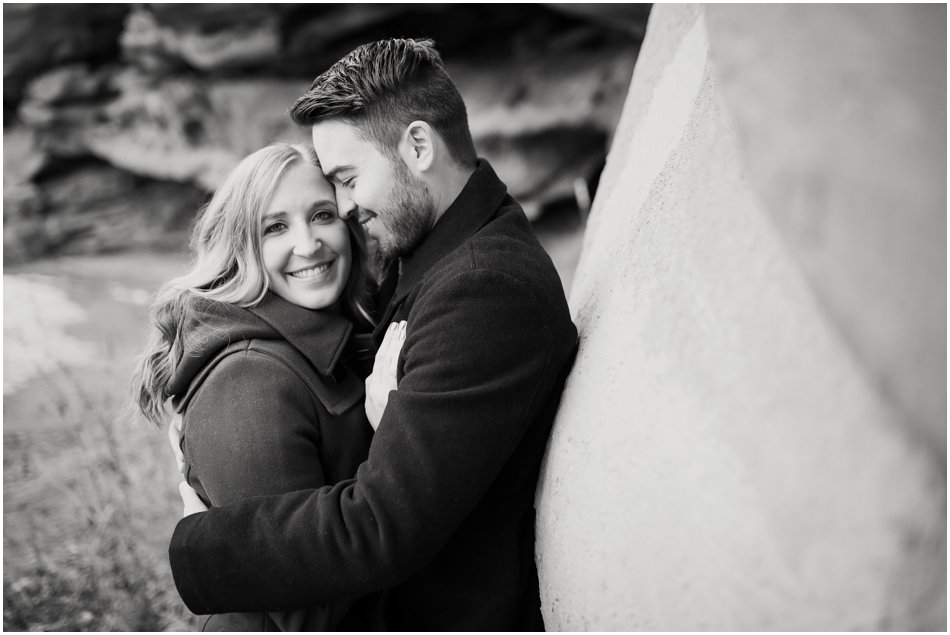 Red Rocks Amphitheater Engagement Session | Ellen and Matt's Morrison Colorado Engagement Session_0002