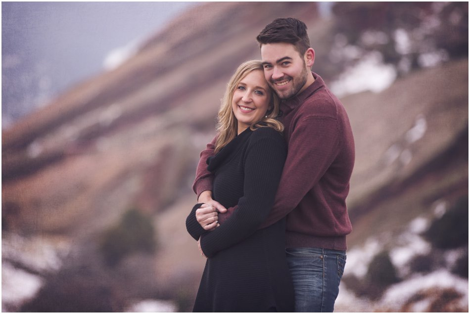 Red Rocks Amphitheater Engagement Session | Ellen and Matt's Morrison Colorado Engagement Session_0008