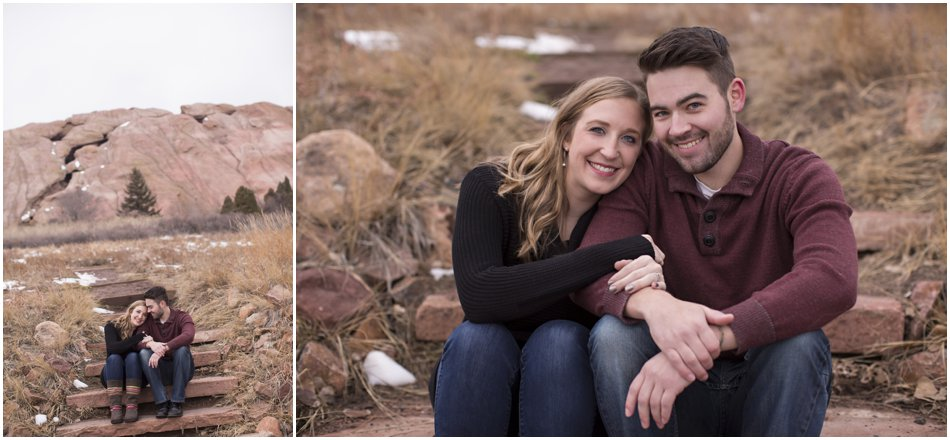Red Rocks Amphitheater Engagement Session | Ellen and Matt's Morrison Colorado Engagement Session_0012