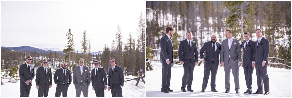 Devils Thumb Ranch Wedding, Winter Devils Thumb Ranch Wedding, Colorado Wedding Photographer, Allison and Tim's Winter Mountain Wedding