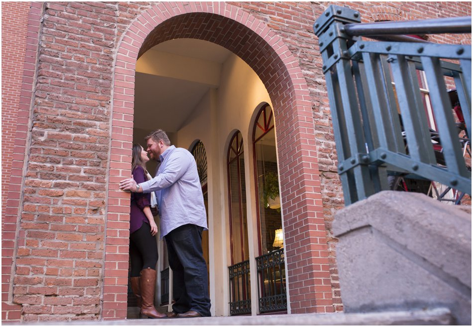 Downtown Denver Engagement Shoot | Alicia and Jon's Engagement Shoot_0006