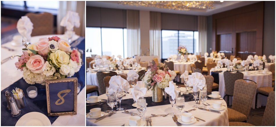 Pinnacle Club Denver Wedding | Lindsey and John's Downtown Denver Wedding
