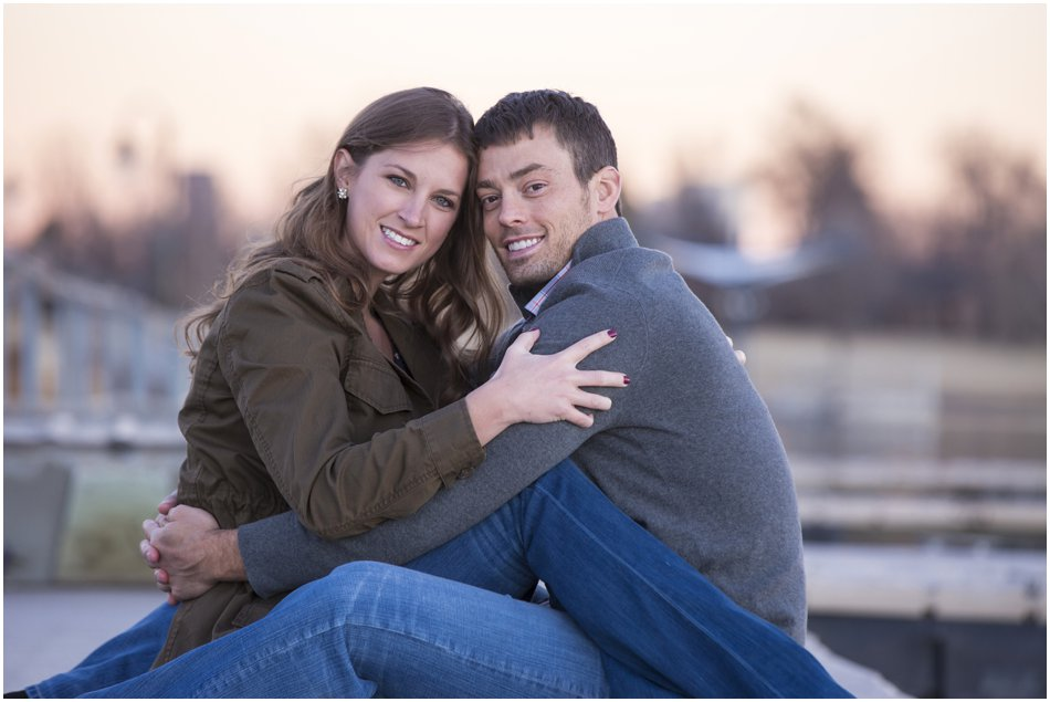 Sloan's Lake Engagement Shoot