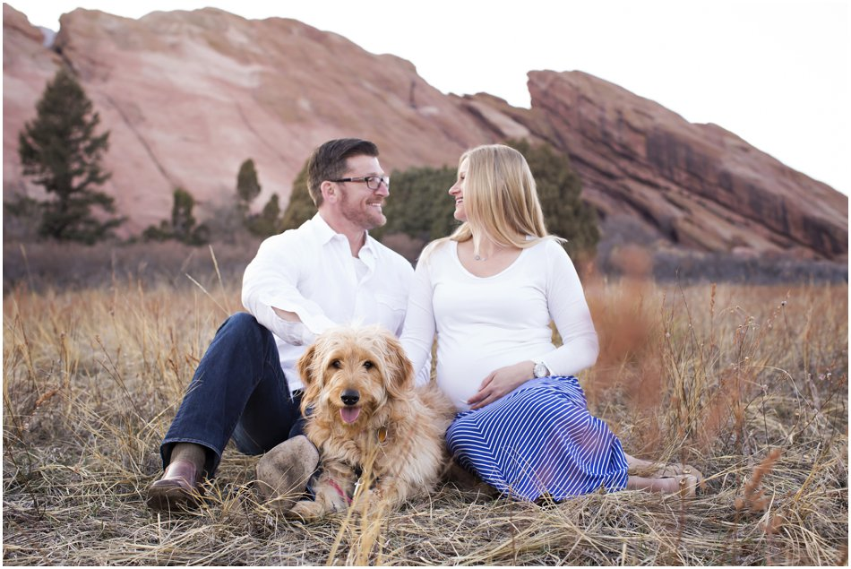 Denver Family Portrait Photography | Kelsey and Gaylen's Maternity Photos_0004
