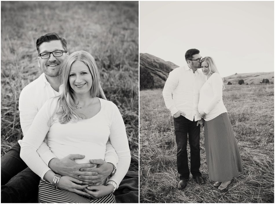 Denver Family Portrait Photography | Kelsey and Gaylen's Maternity Photos_0005