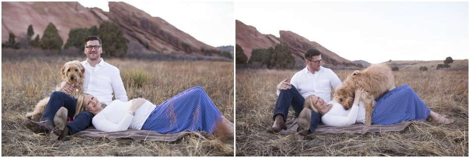 Denver Family Portrait Photography | Kelsey and Gaylen's Maternity Photos_0006