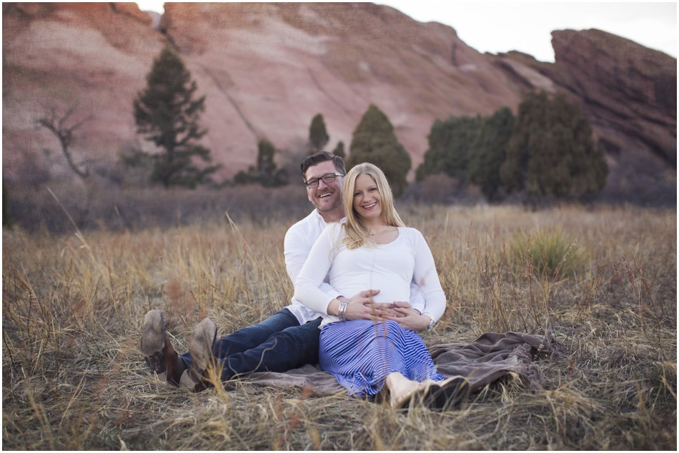 Denver Family Portrait Photography | Kelsey and Gaylen's Maternity Photos_0007