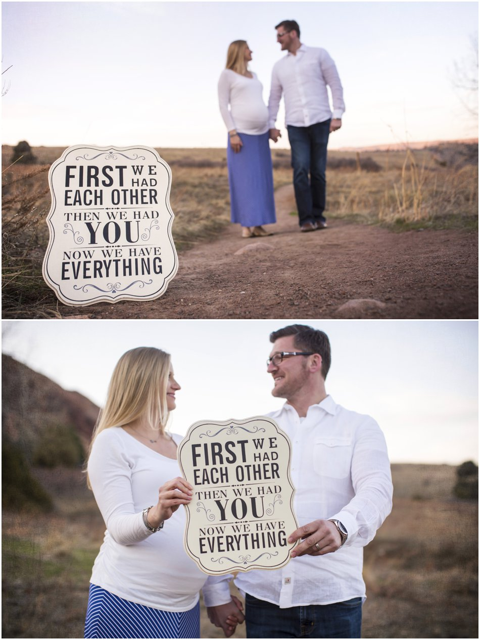 Denver Family Portrait Photography | Kelsey and Gaylen's Maternity Photos_0009