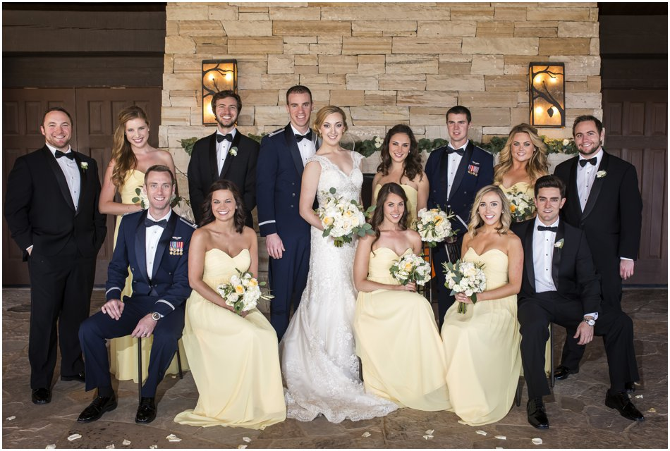 Sanctuary Golf Course Wedding Photographer | Hannah and Dustin's Sanctuary Golf Course Wedding_0060