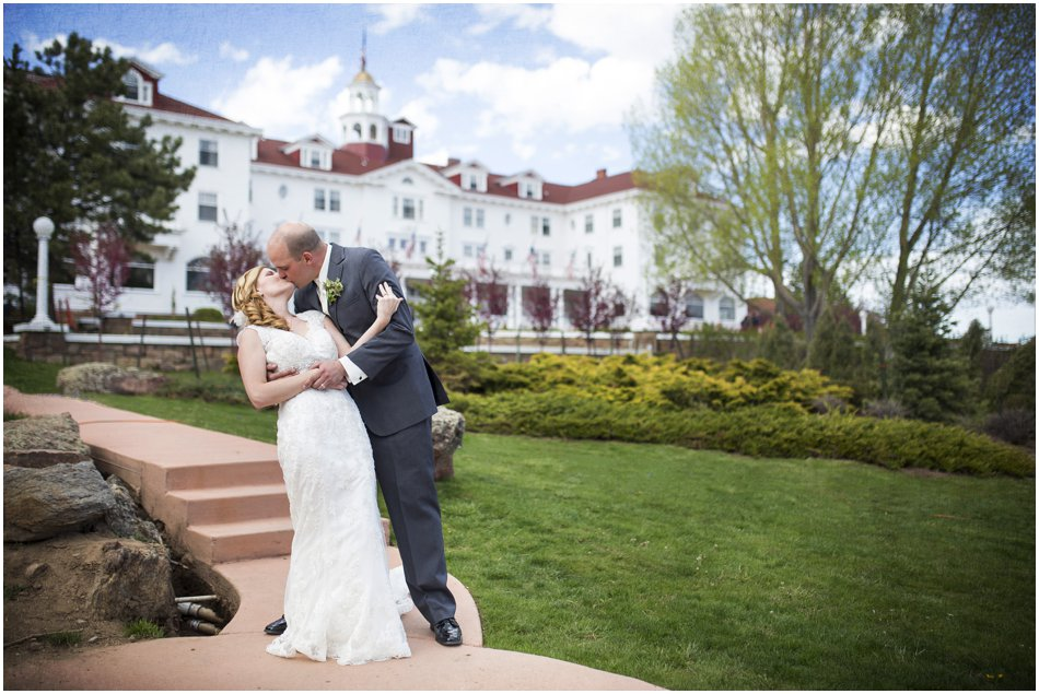 Stanley Hotel Wedding Estes Park| Amanda and Dave's Wedding