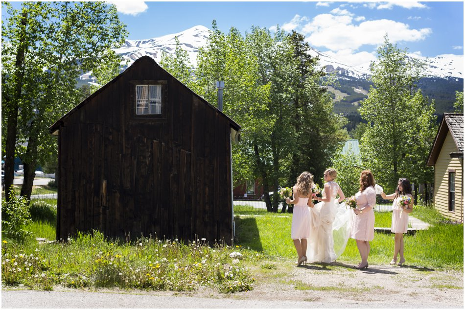 Breckenridge Colorado Wedding| The Lodge at Breckenridge Wedding